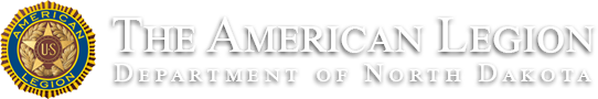 North Dakota American Allegiance, Footer Logo